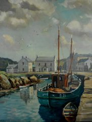 Burtonport Pier Donegal