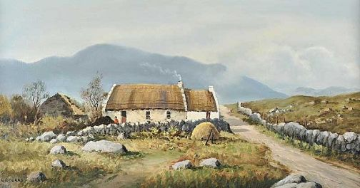 Near Carna Connemara 16x30