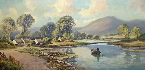 On the Banks of the River