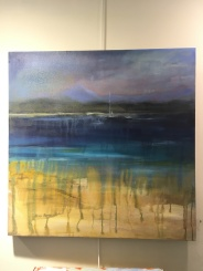 3. Moored at Gweedore by Alison Burns £350