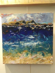 4. Looking towards the Skerries by Alison Burns £200