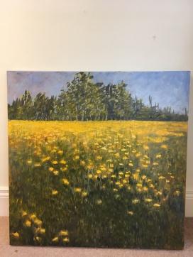 8. Early Summer by Deirdre Burns £495