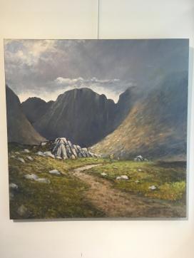 26. Into the Poisoned Glen by Deirdre Burns £595