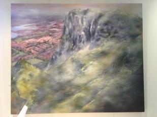 32. Cavehill, Belfast by Alison Watt (very large piece) £1,100