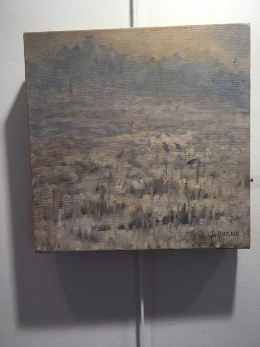 39. The Stubble Field by Deirdre Burns £180